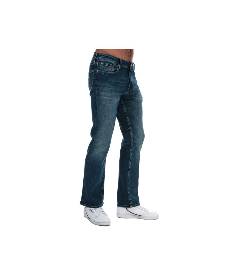 Image for Men's Tommy Hilfiger Ryan Original Boot Stretch Jeans in Blue