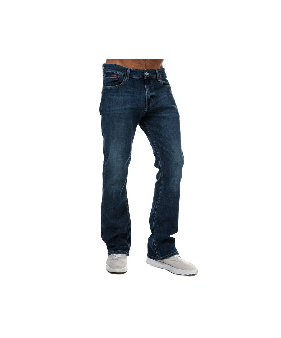 Image for Men's Tommy Hilfiger Ryan Relaxed Bootcut Jeans in Denim
