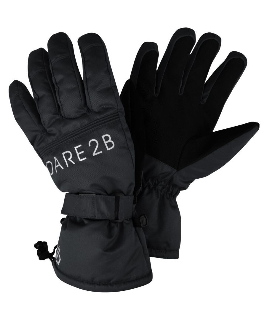 Image for Dare 2b Mens Worthy Water Repellent Warm Winter Ski Gloves