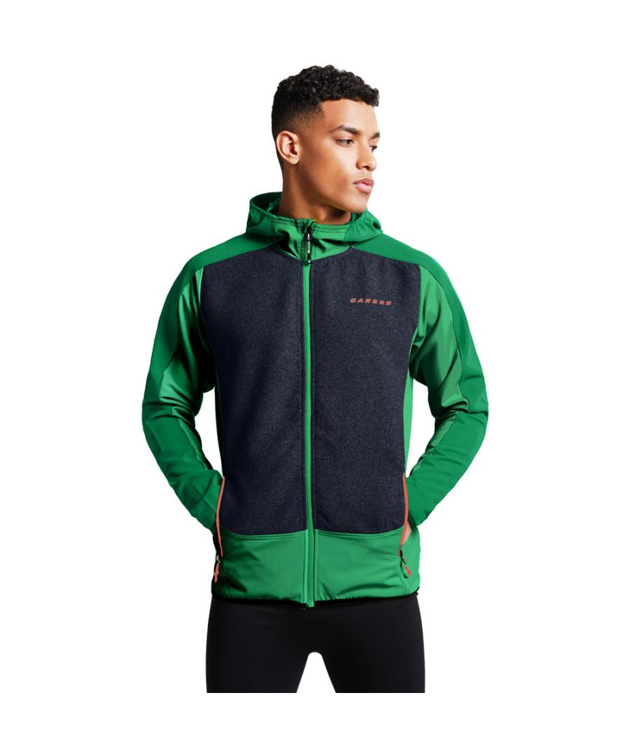 Image for Dare 2b Mens Creed Water Repellent Softshell Jacket