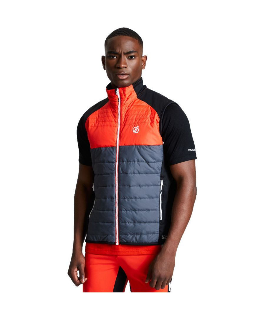 Image for Dare 2b Mens Coordinate Insulated Padded Bodywarmer Gilet