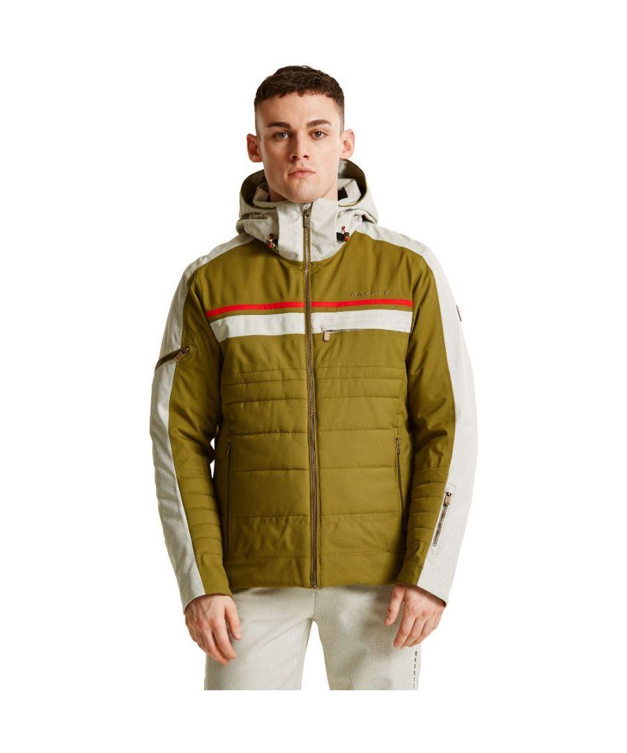 Image for Dare 2b Mens Throwback Waterproof Breathable Durable Skiing Jacket