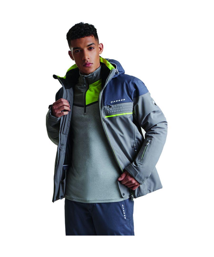 Image for Dare 2b Mens Rendor Waterproof Breathable Warm Ski Jacket