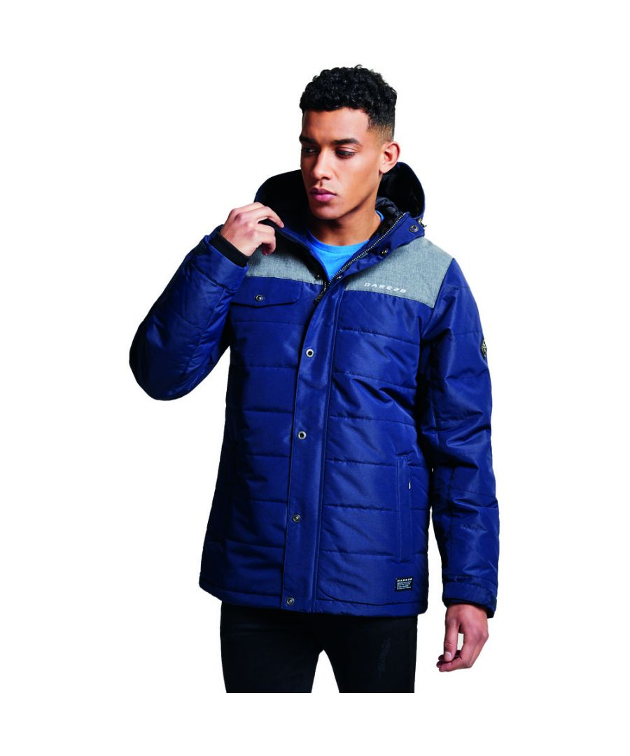 Image for Dare 2b Mens Level Up Waterproof Breathable Warm Jacket Coat