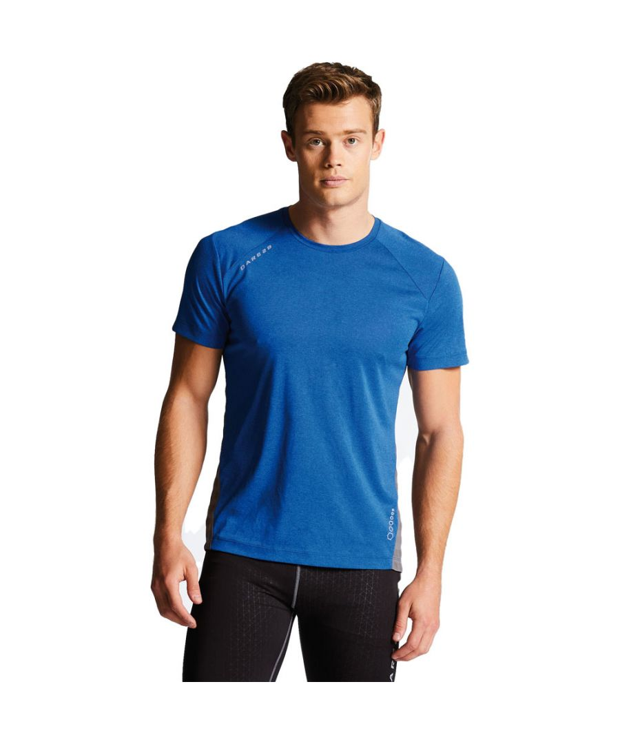 Image for Dare 2b Mens Unified II Lightweight Quick Drying T Shirt