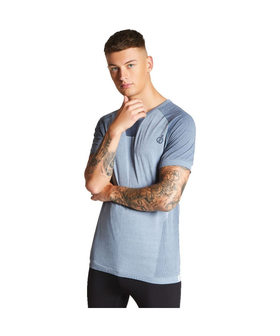 Image for Dare 2B Mens Vessel Seamless Quick Drying Running T Shirt