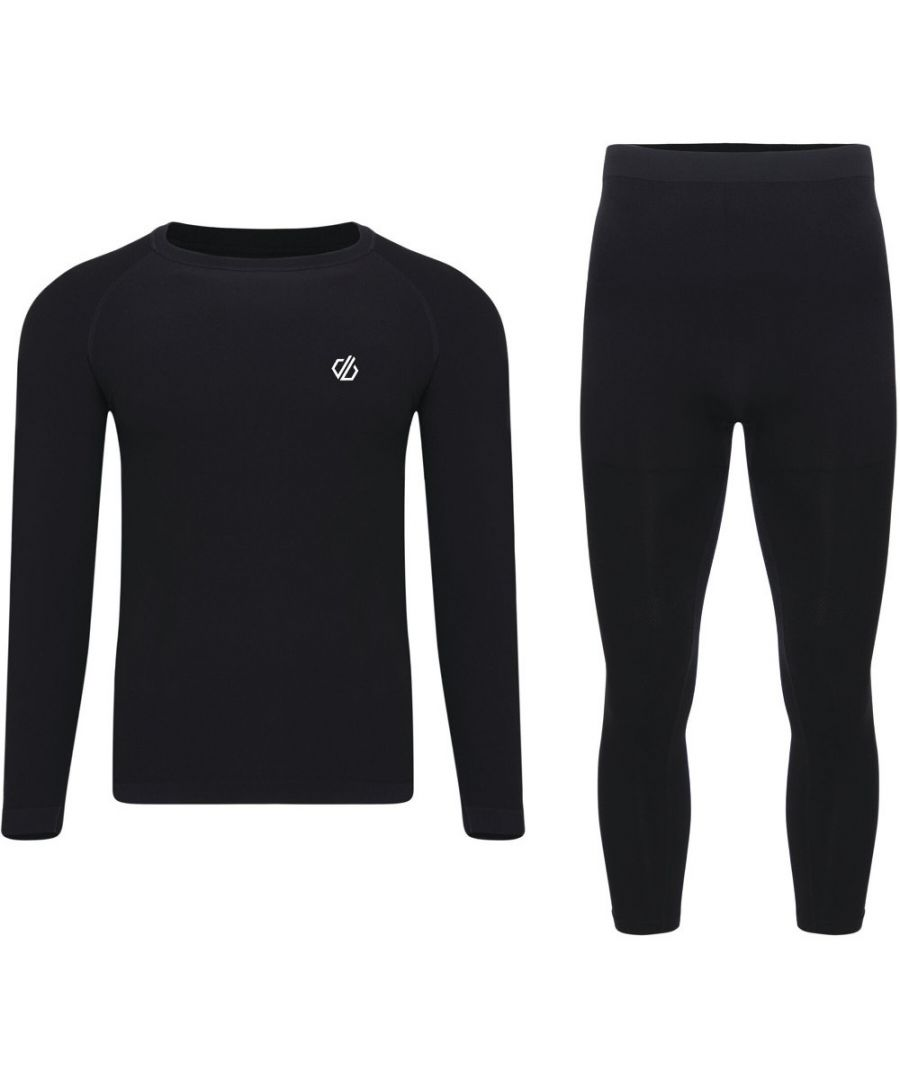 Image for Dare 2b Mens In The Zone Wicking Quick Drying Baselayer Set