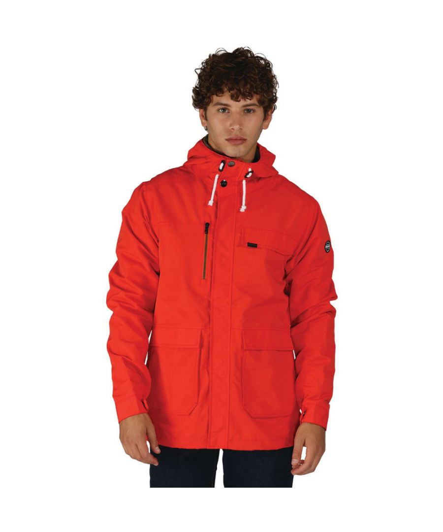 Image for Dare 2b Mens Dissemble 100% Polyester Waterproof Breathable Jacket