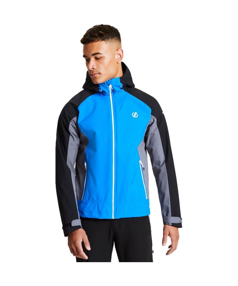 Image for Dare 2b Mens Recode Waterproof Breathable Hooded Jacket