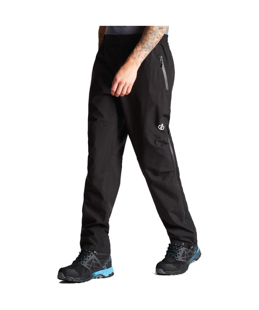Image for Dare 2b Mens Adriot Waterproof Breathable Over Trousers