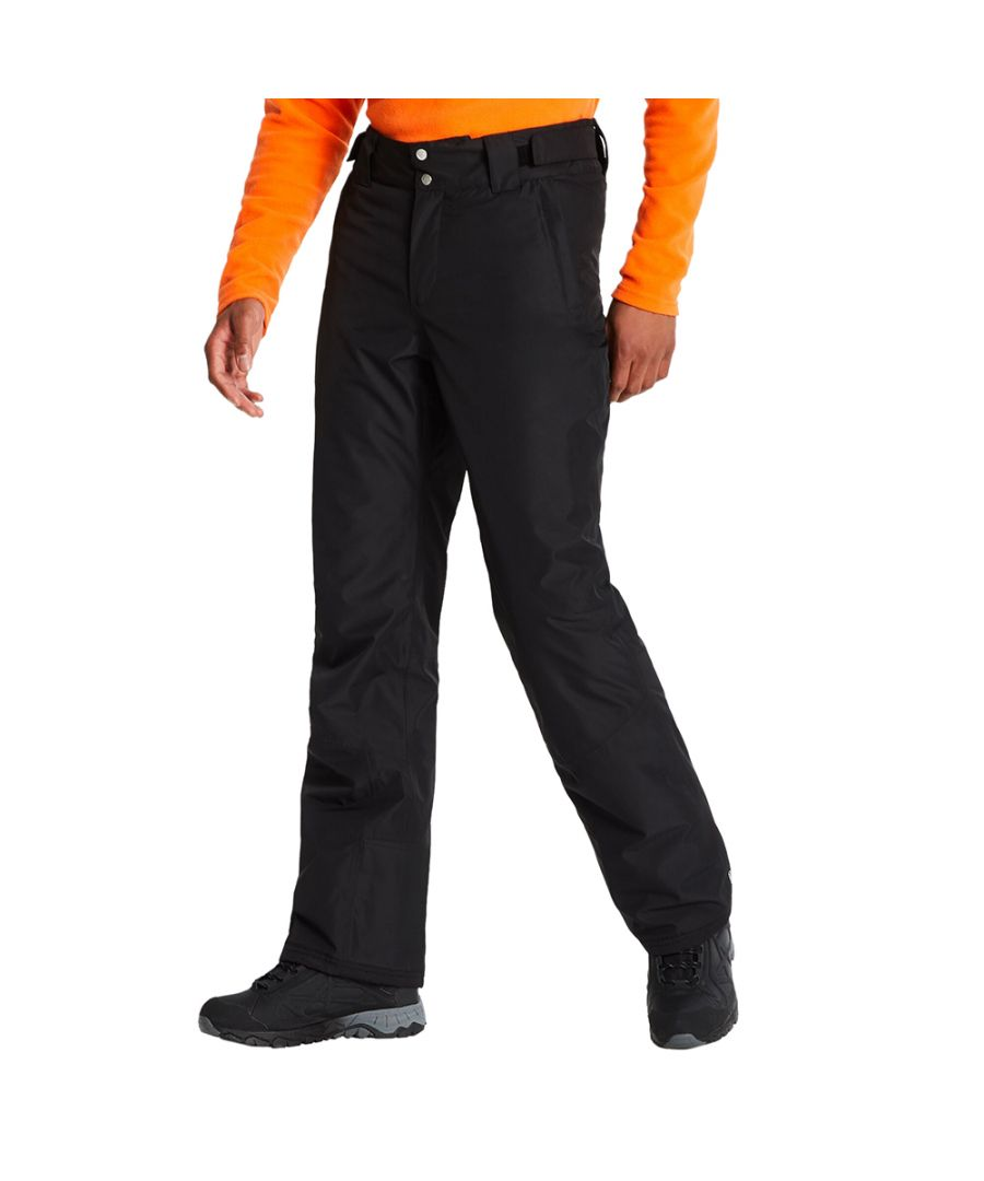 Image for Dare 2b Mens Impart Waterproof Breathable Ski Trousers