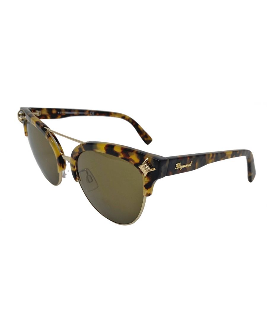 Image for Dsquared2 DQ0243 56E Kylie Sunglasses