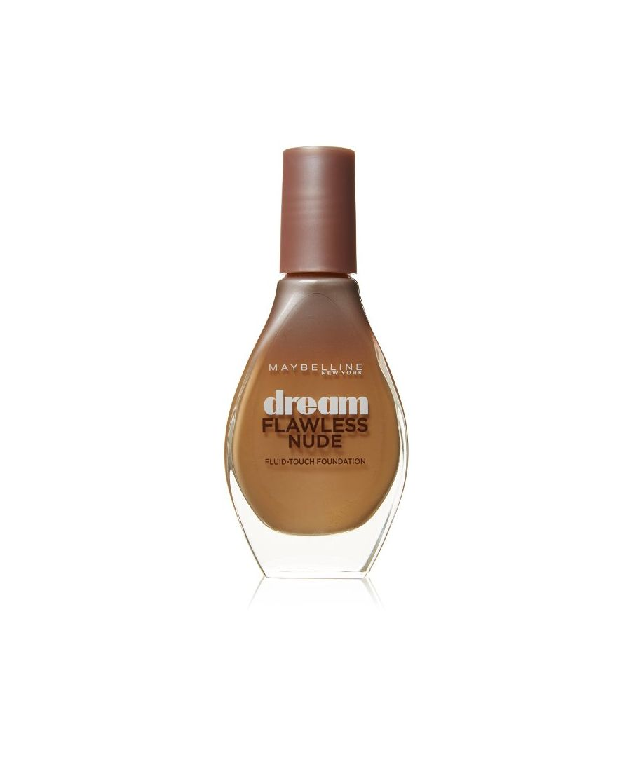 Image for Maybelline New York Dream Flawless Nude Foundation 20ml Sealed - 021 Nude