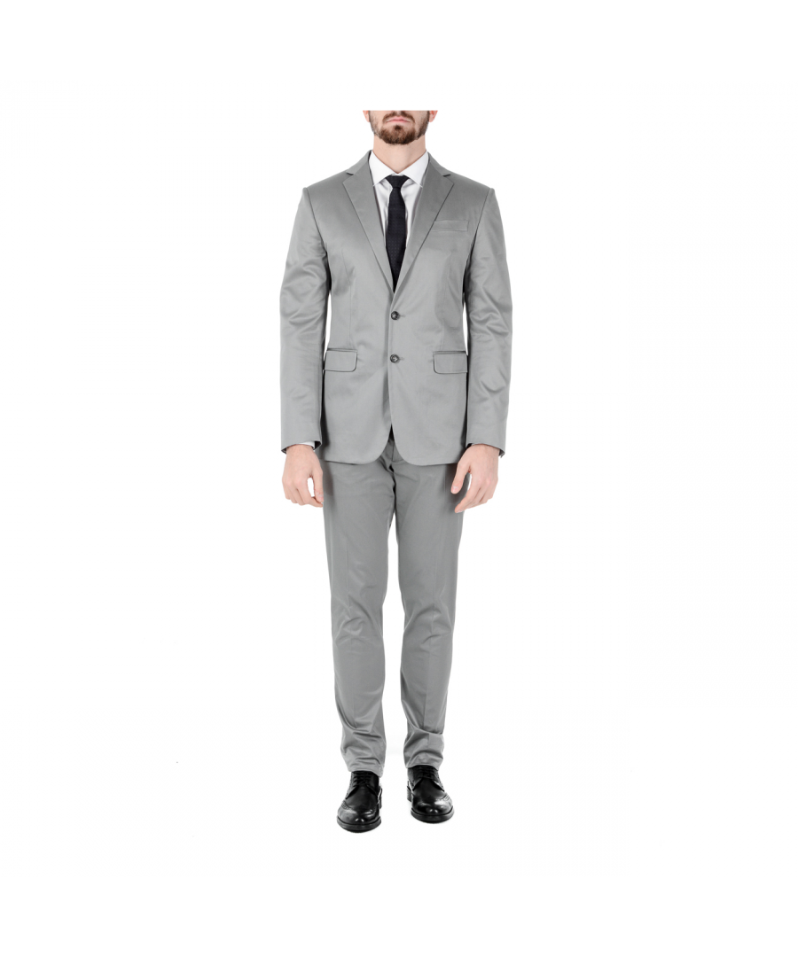 Image for Dsquared2 Mens Suit Grey
