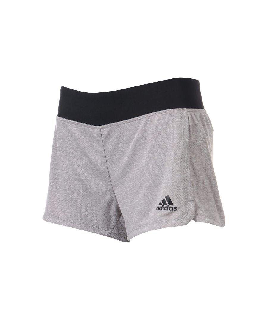 Image for Women's adidas Soft Touch Shorts in Light Grey