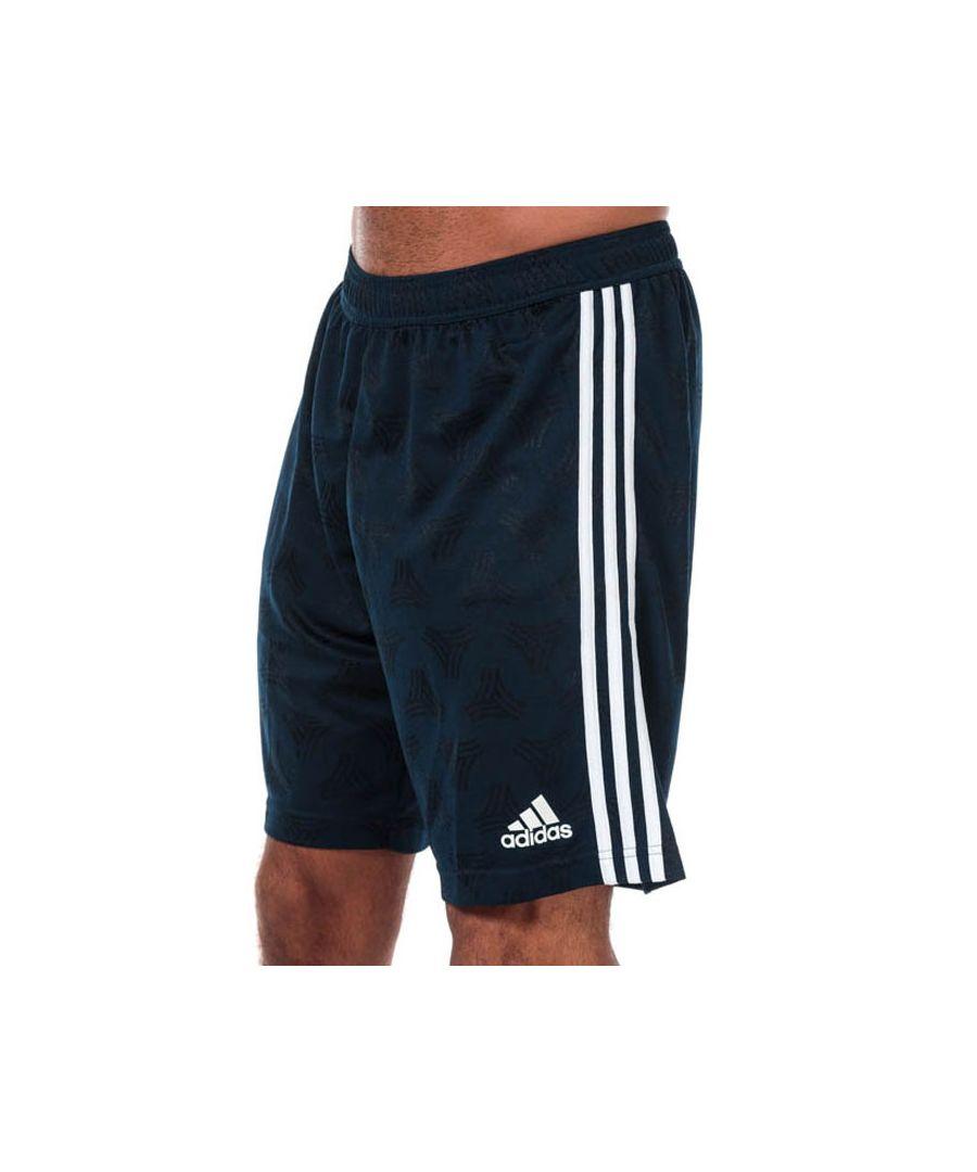 Image for Men's adidas TAN Jacquard Shorts in Navy