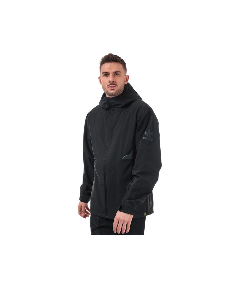 Image for Men's adidas Bape Snow Jacket in Black
