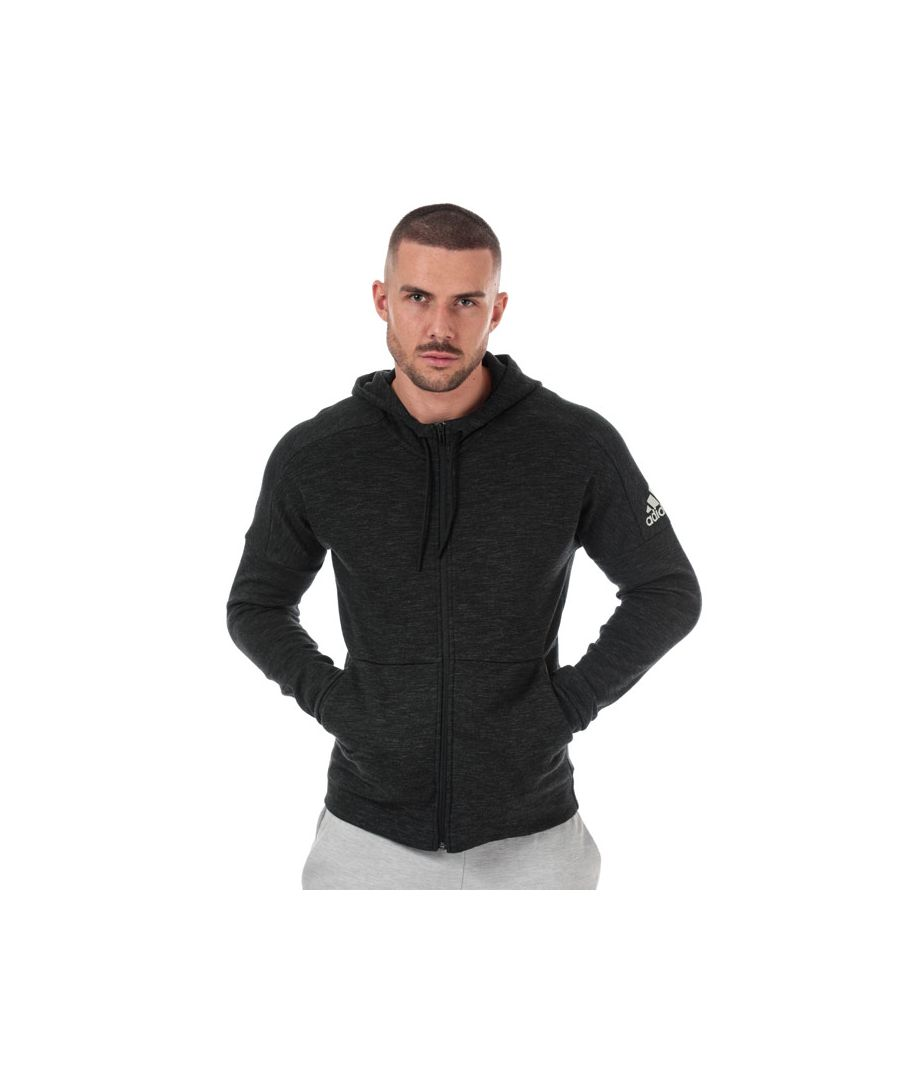 Image for Men's adidas ID Stadium Jacket in Black Grey