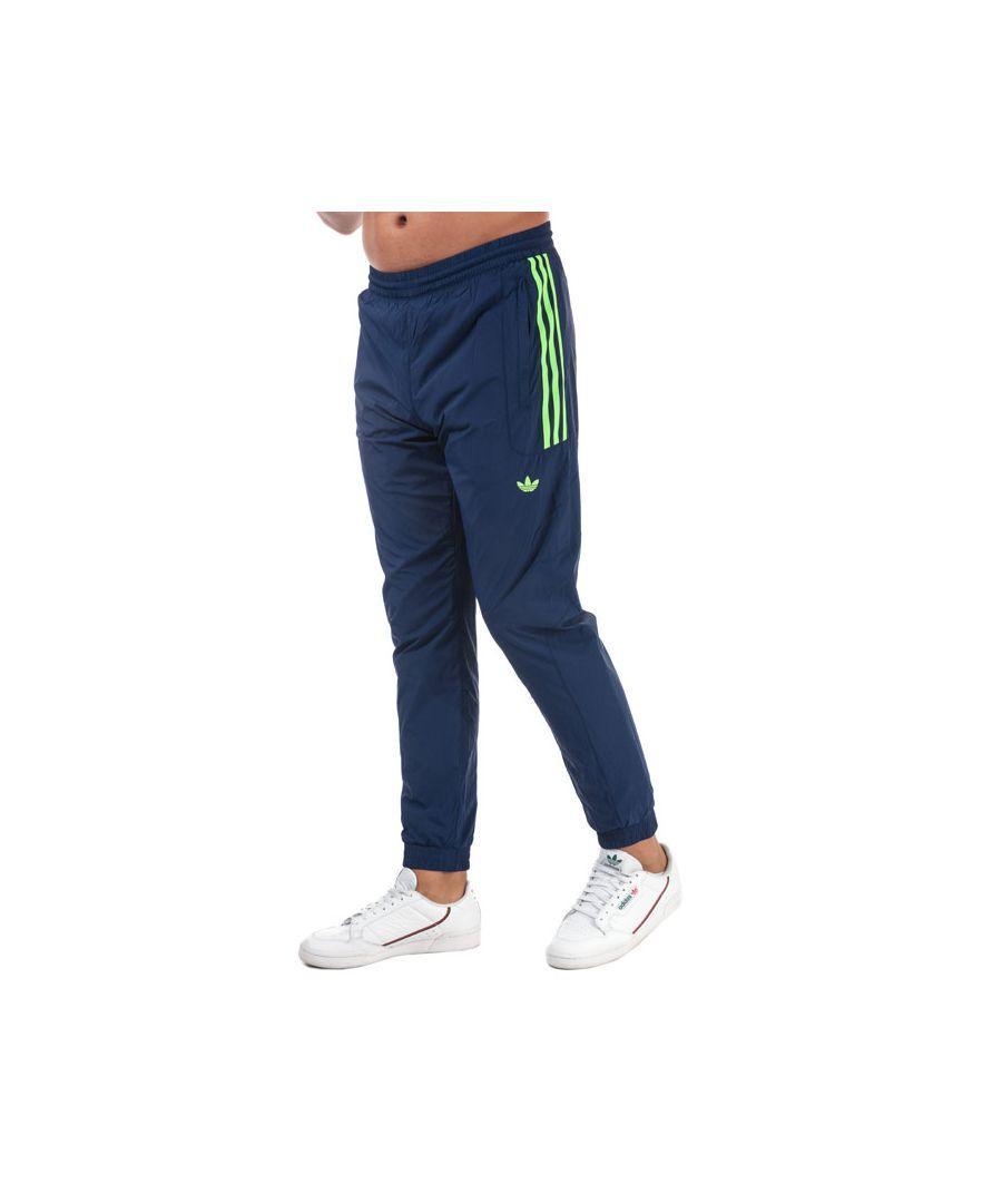 Image for Men's adidas Originals Flamestrike Track Pants in Dark Blue