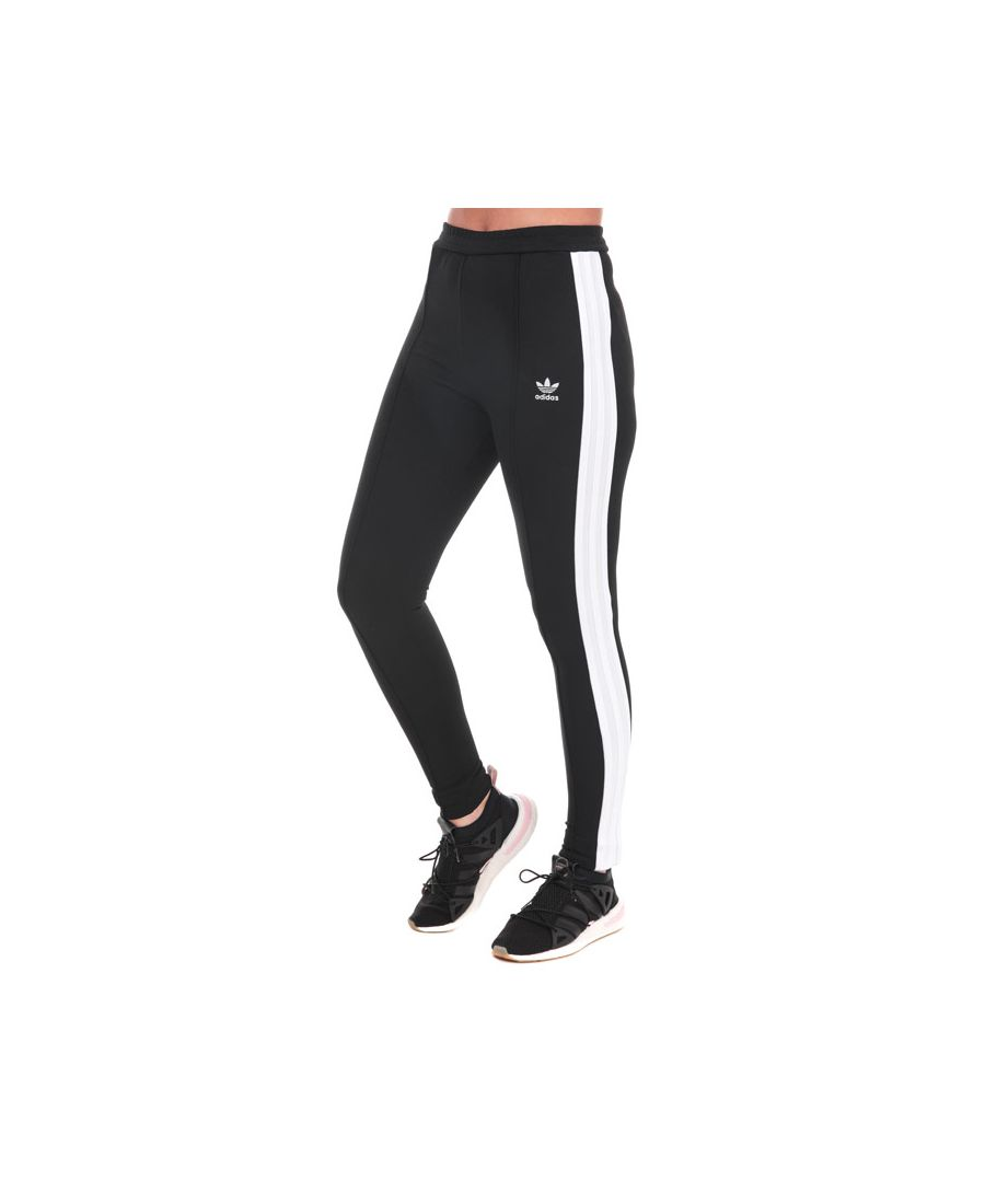 Image for Women's adidas Originals Pants in Black-White