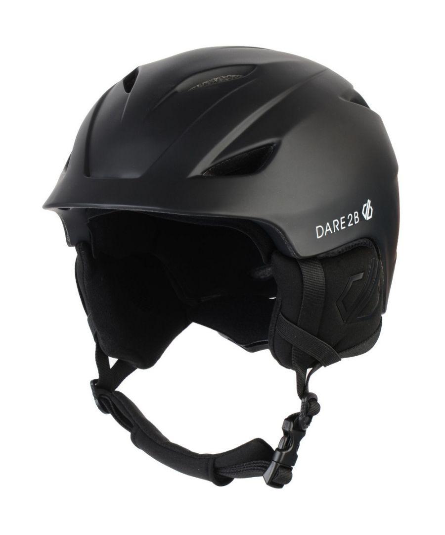 Image for Dare 2b Mens Glaciate Lightweight Low Profile Ski Helmet