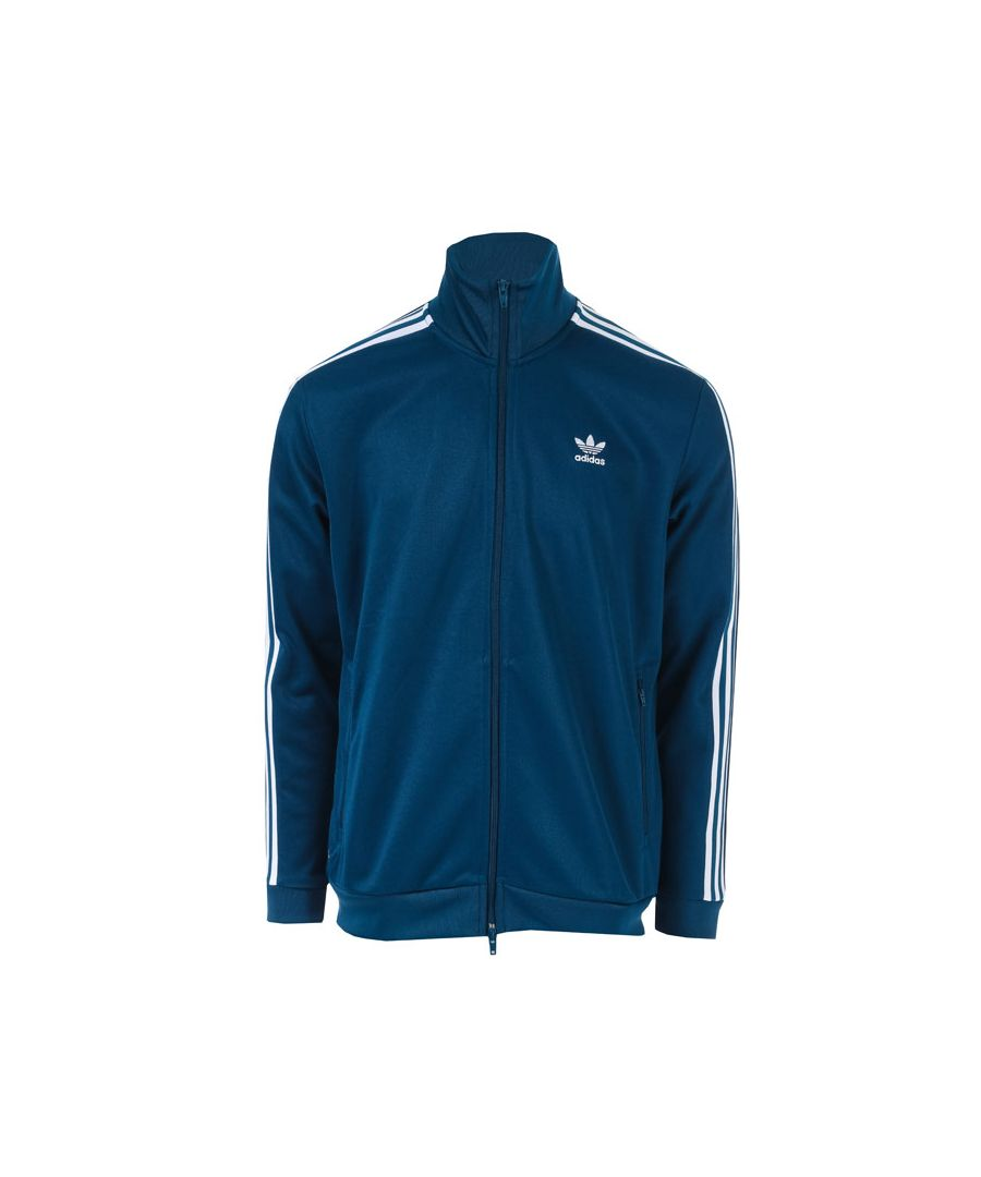 Image for Men's adidas Originals Beckenbauer Track Top in Blue
