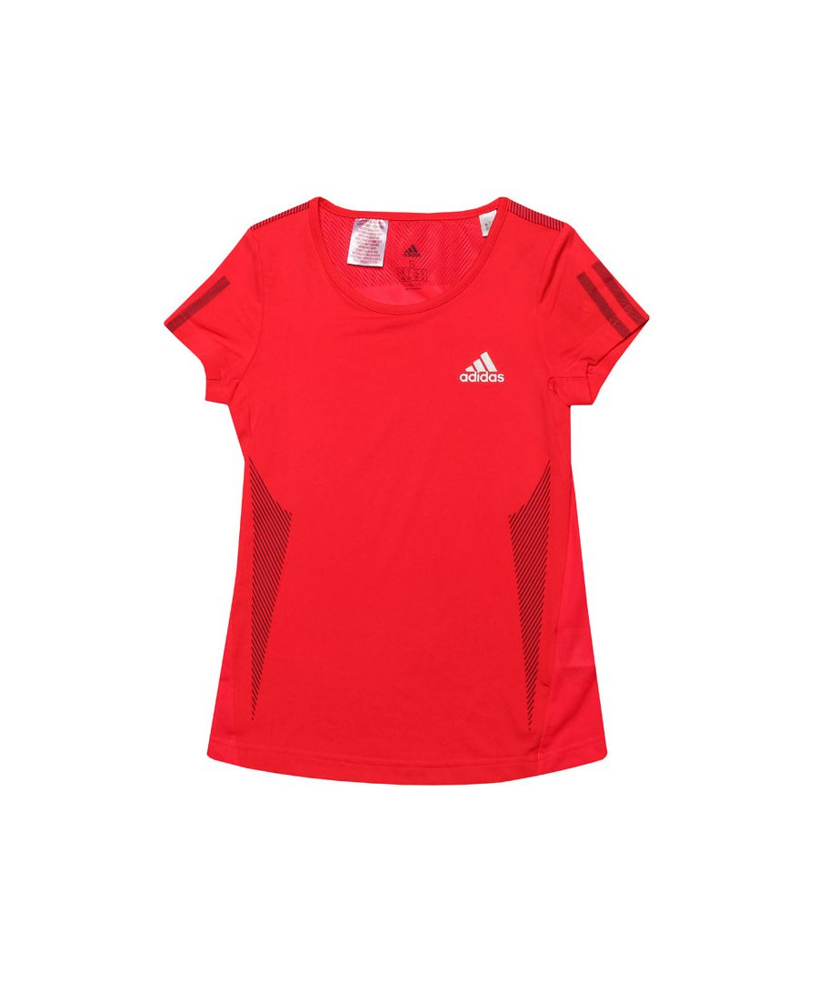 Image for Girl's adidas Junior Favourite T-Shirt in Pink
