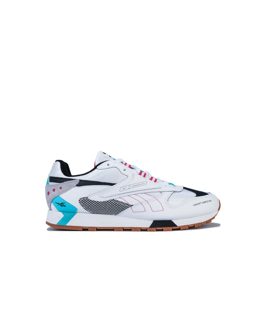 Image for Men's Reebok Classic Leather Alti 90s Trainers in White