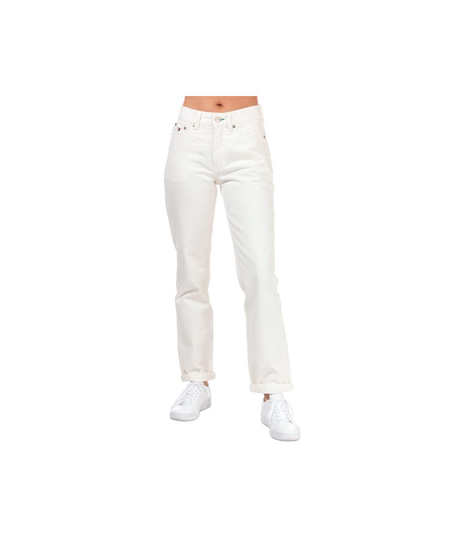 Image for Tommy Hilfiger Women's 90's Classic Slim Jeans in Denim