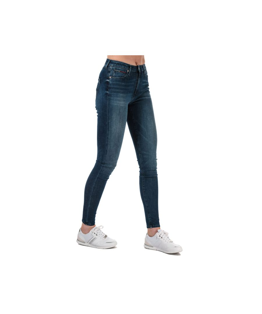Image for Women's Tommy Hilfiger Sylvia Dynamic Stretch Skinny Jeans in Denim