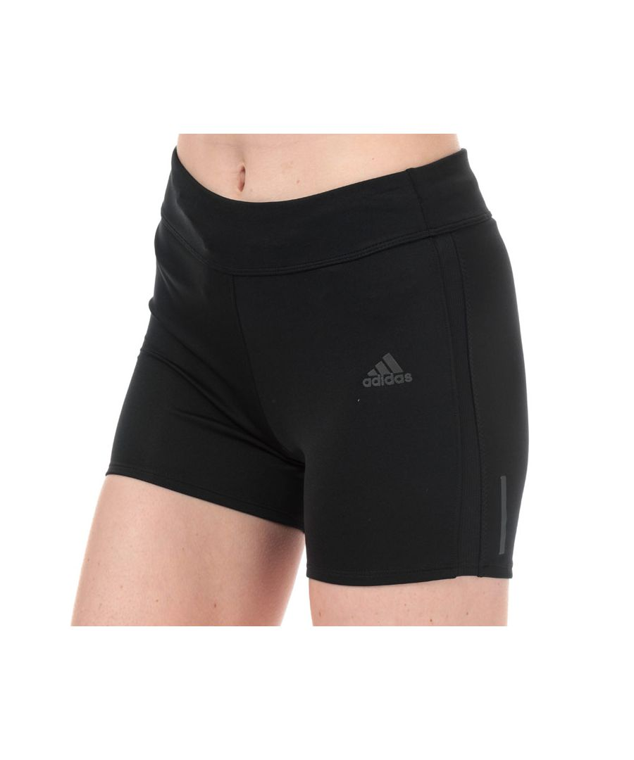 Image for Women's adidas Own The Run Short Tights in Black