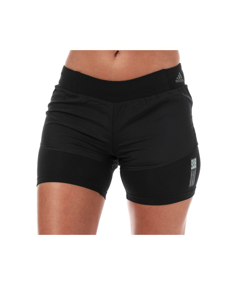 Image for Women's adidas Adapt To Chaos 3 Inch Shorts in Black