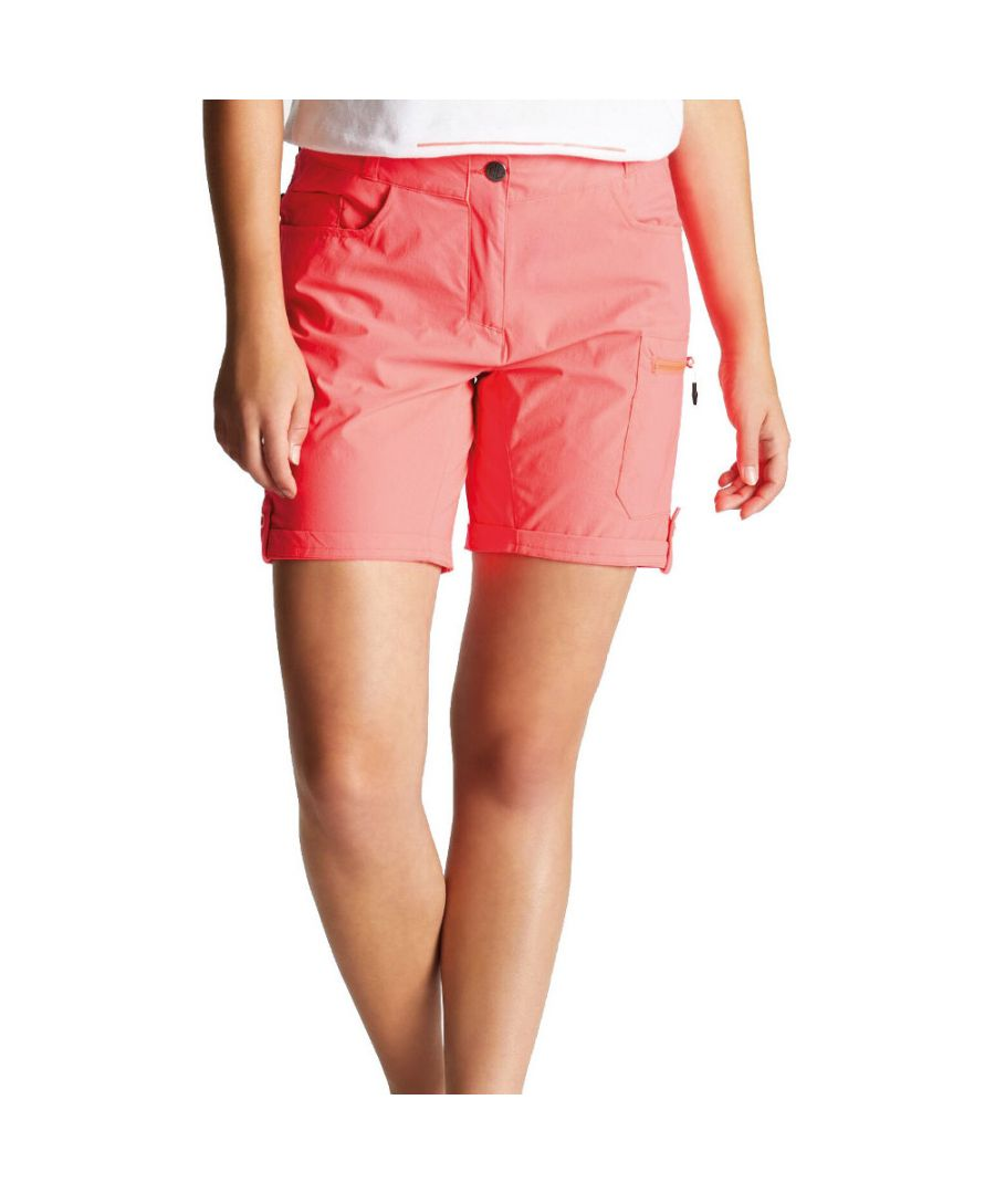 Image for Dare 2B Womens Melodic II Water Repellent Walking Shorts