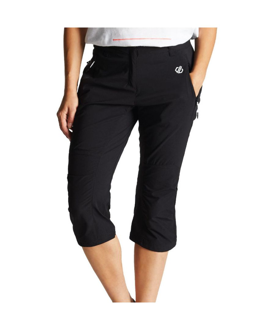 Image for Dare 2b Womens Melodic II 3/4 Length Water Repellent Shorts