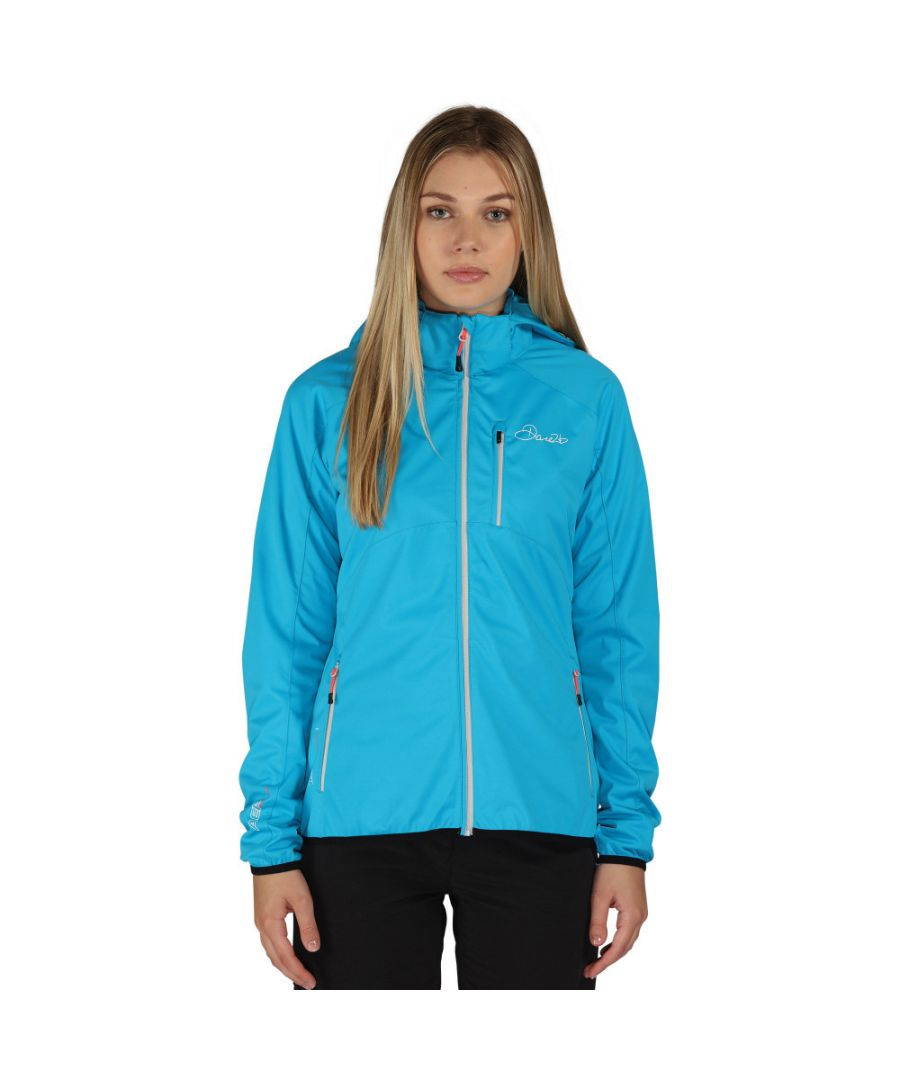 Image for Dare 2b Womens/Ladies Catalyze Polyester Lightweight Softshell Jacket