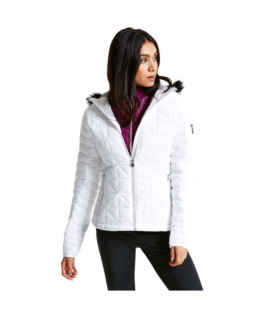 Image for Dare 2b Womens/Ladies Endow II Water Repellent Synthetic Down Jacket