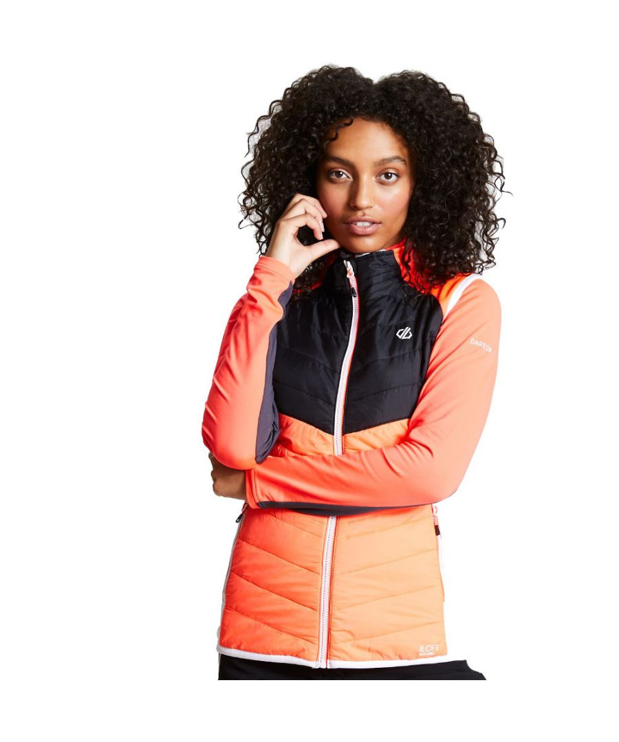 Image for Dare 2b Womens Nominate Hybrid Wicking Bodywarmer Gilet Vest