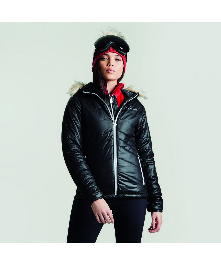Image for Dare 2b Womens Comprise Polyester Water Repellent Down Coat