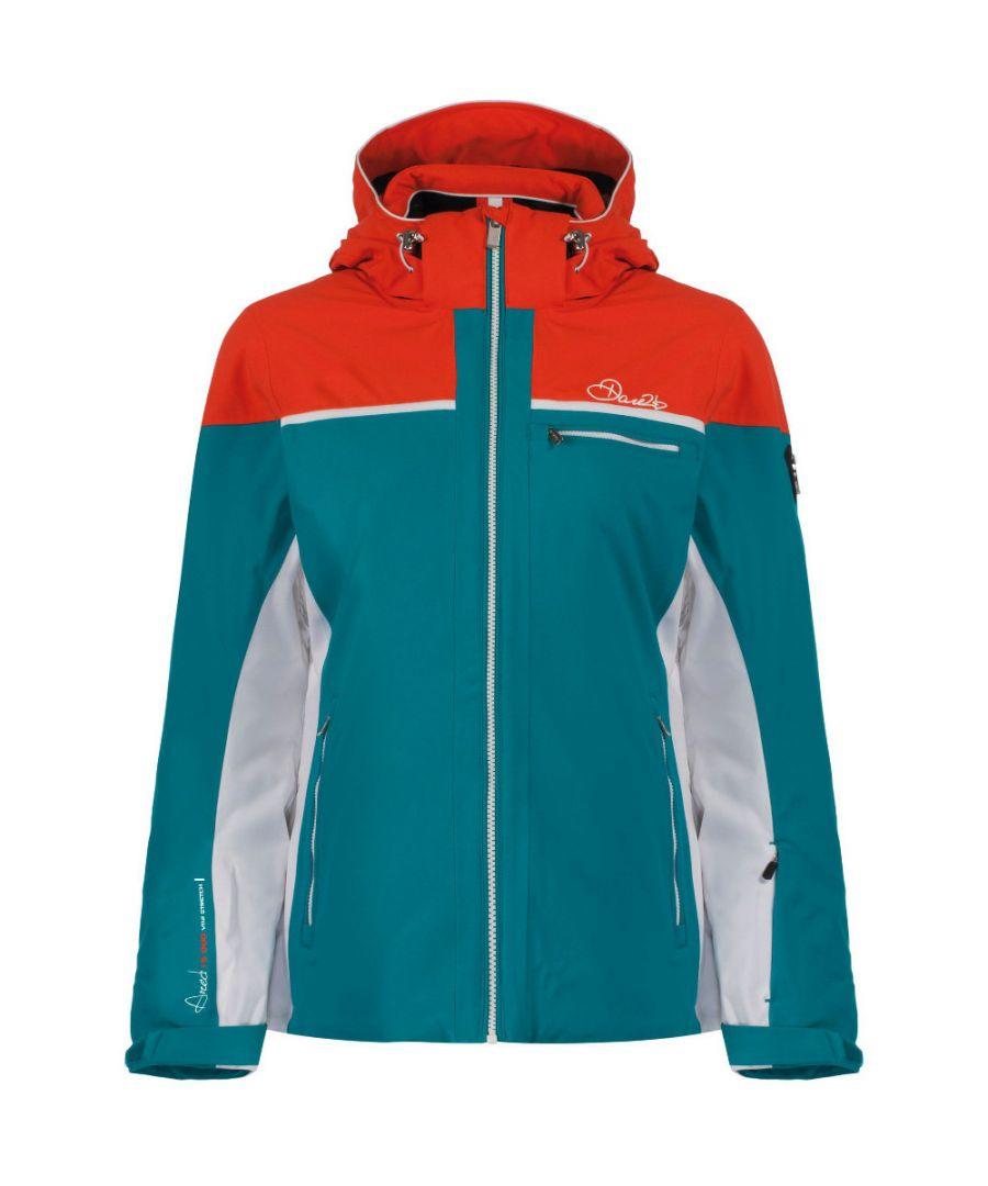 Image for Dare 2b Womens/Ladies Argent Waterproof Breathable Padded Ski Jacket