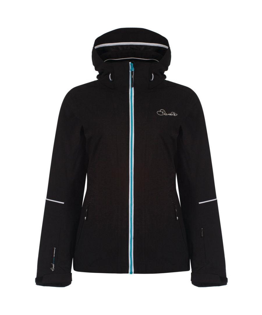 Image for Dare 2b Womens/Ladies Invoke Waterproof Breathable Padded Ski Jacket