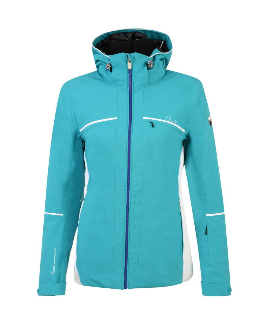 Image for Dare 2b Womens/Ladies Recast Waterproof Insulated Breathable Ski Jacket