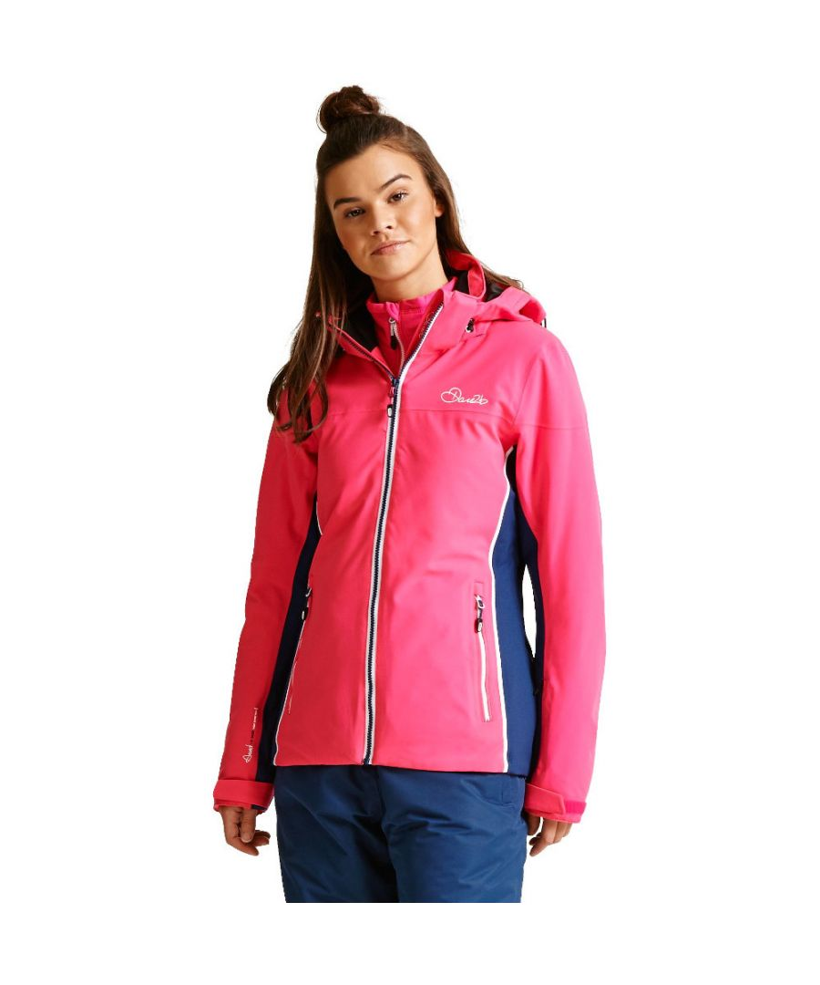 Image for Dare 2b Womens/Ladies Invoke II Waterproof Insulated Ski Jacket