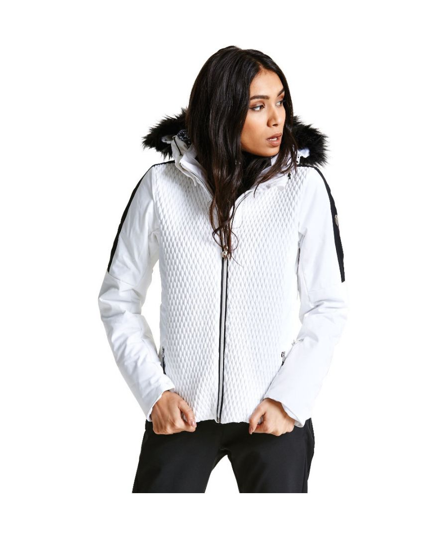 Image for Dare 2b Womens/Ladies Plica Waterproof Insulated Breathable Ski Jacket