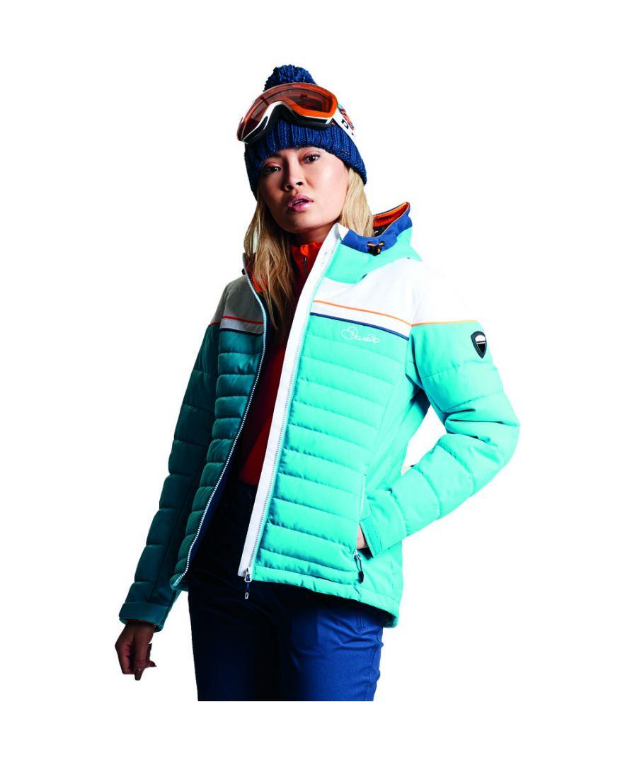 Image for Dare 2b Womens Novela Waterproof Breathable Warm Ski Coat