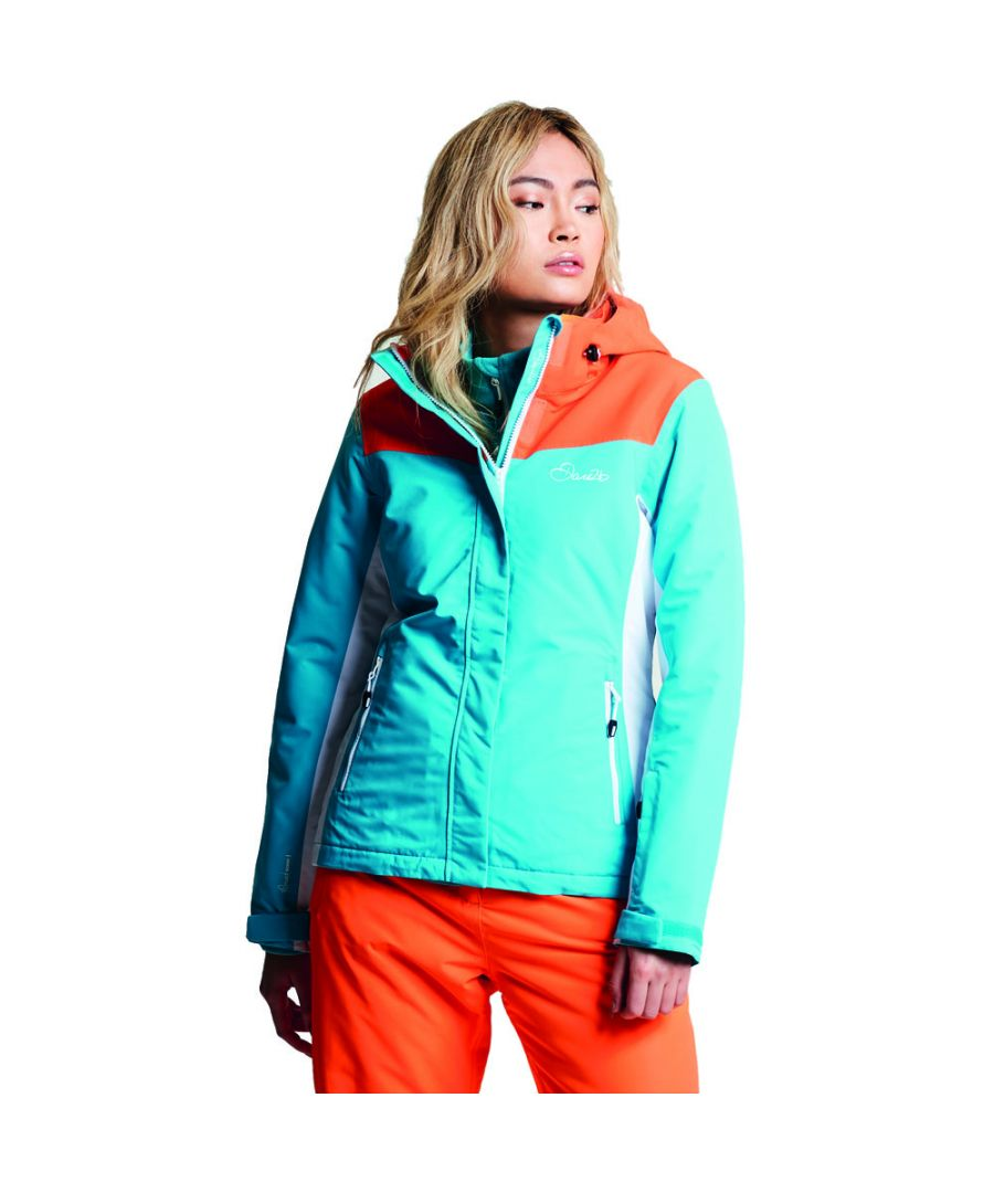 Image for Dare 2b Women's Prosperity Waterproof Breathable Ski Coat