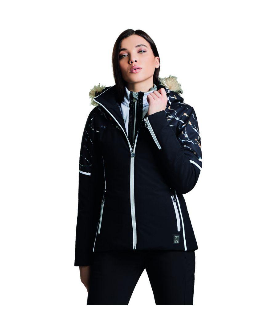 Image for Dare 2b Womens Providence Waterproof Breathable Ski Coat
