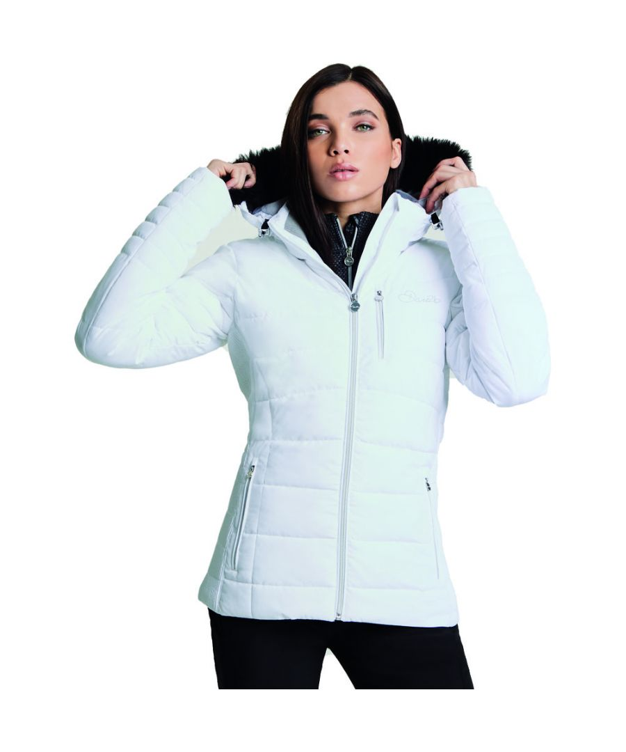 Image for Dare 2b Womens Curator Waterproof Breathable Warm Ski Coat