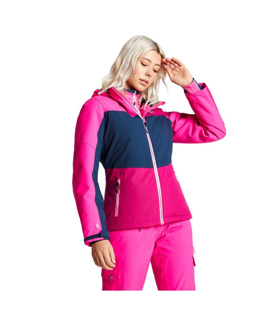 Image for Dare 2b Womens Purview Waterproof Breathable Ski Coat Jacket