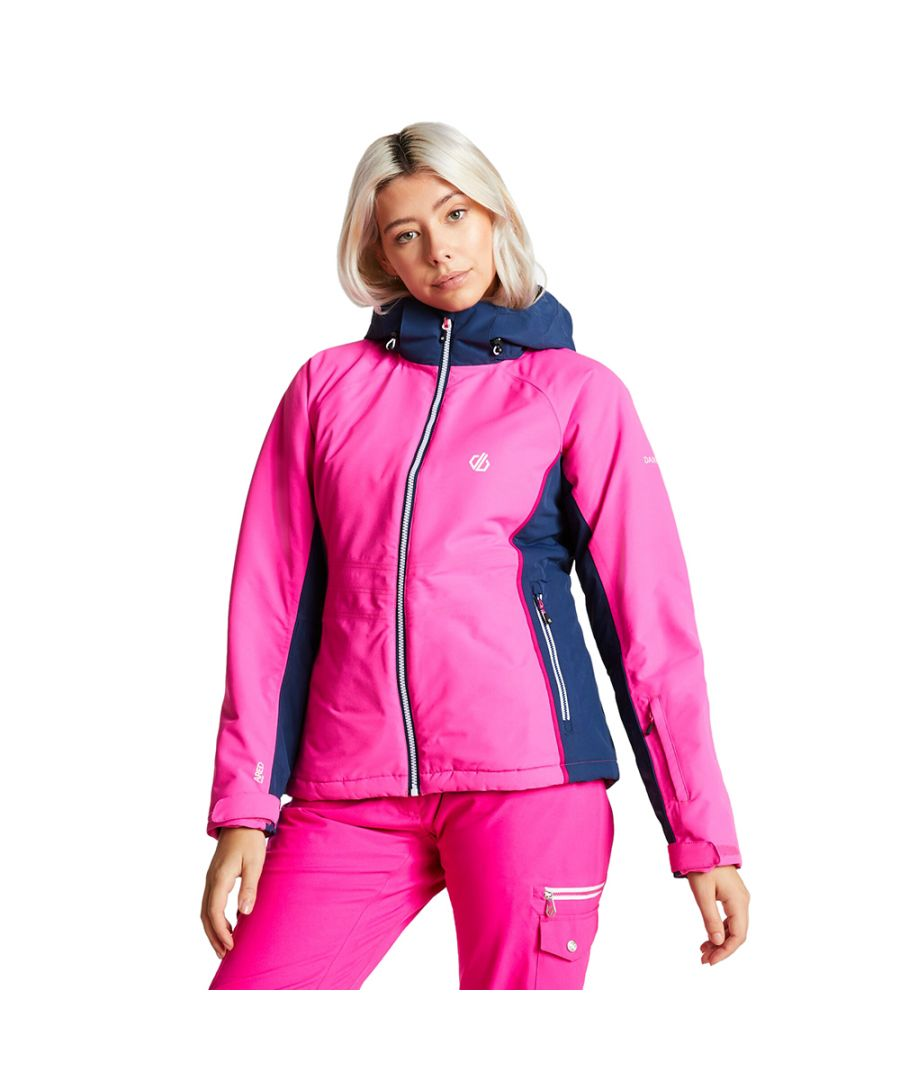 Image for Dare 2b Womens Thrive Waterproof Breathable Ski Coat Jacket