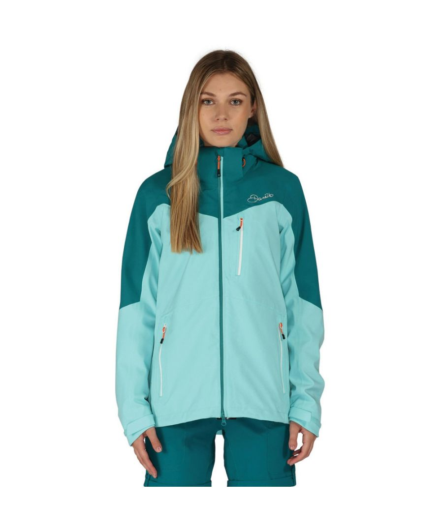 Image for Dare 2b Womens/Ladies Veracity II Polyester Waterproof Jacket